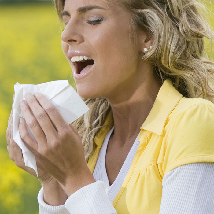 Can Chiropractic Help Your Allergies?